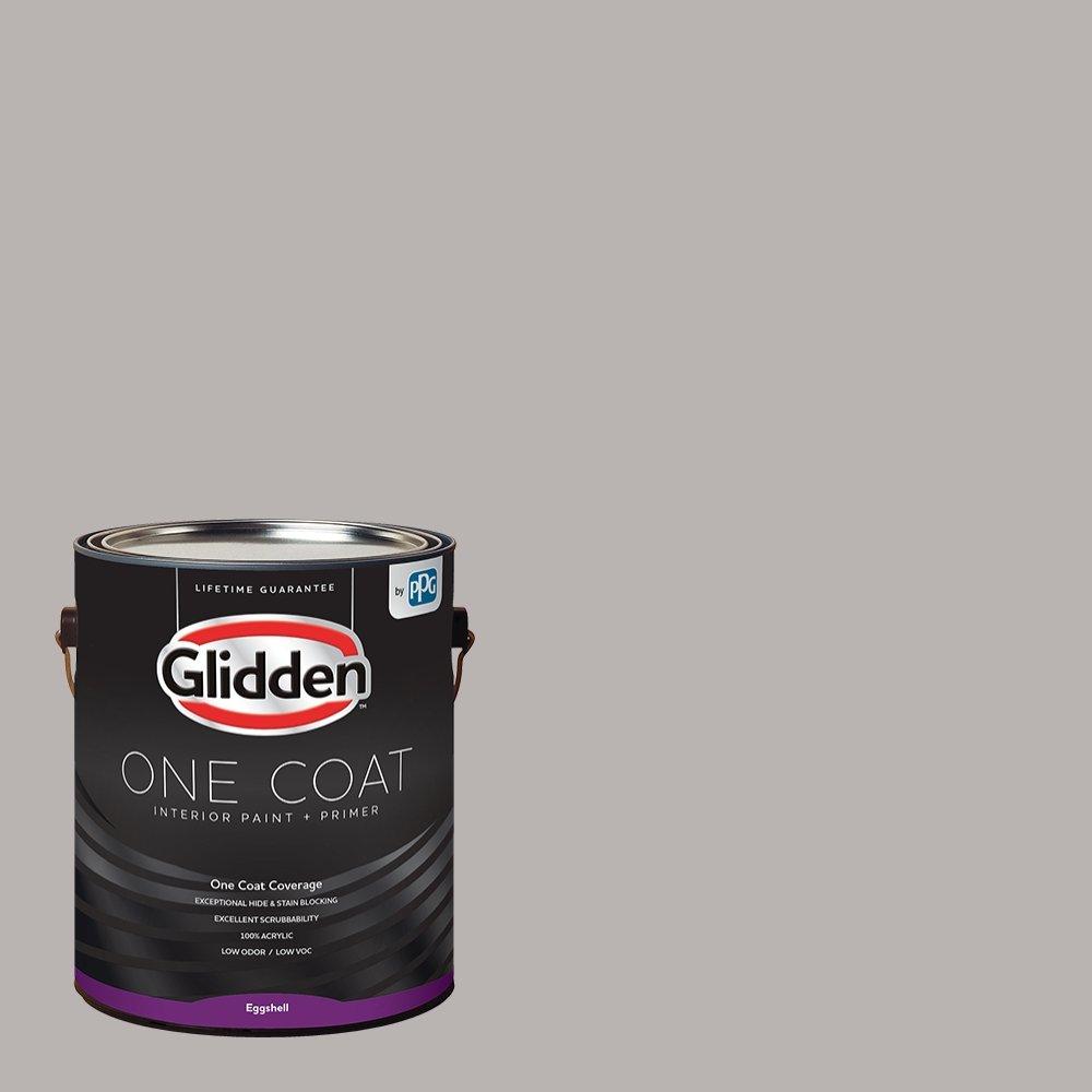 Glidden Eggshell Interior Paint and Primer Image