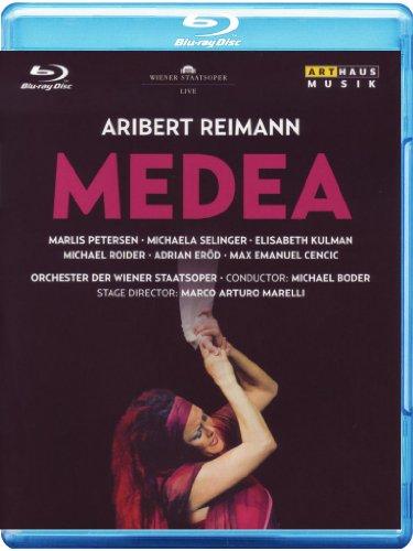 Adrian Er d - Medea (Blu-ray)