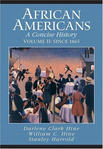 PDF The African-American Odyssey Volume 1 - Free Ebooks download PDF