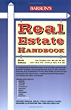 img - for Real Estate Handbook (BARRON'S REAL ESTATE HANDBOOK) book / textbook / text book