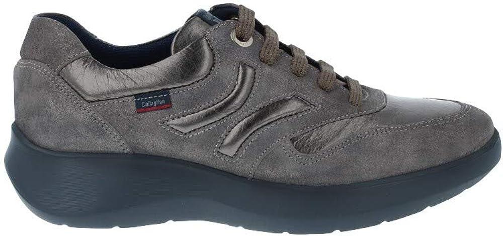 Callaghan 17004 BLUG Walker, Zapatos de Cordones para Mujer