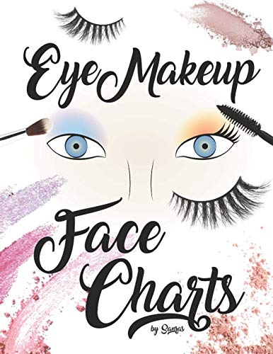 Eye Makeup Face Charts]()
