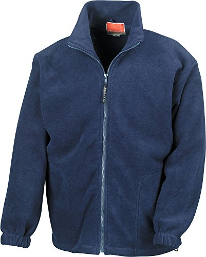 para Hombre Chubasquero TM marino Jacket azul azul Polartherm Result 6CaqII