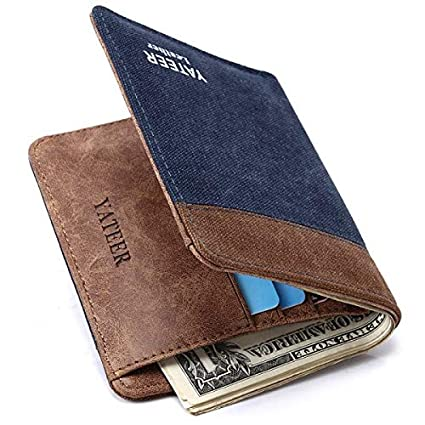 Amazon.com: Wallet Purses Men Wallets Carteira Masculine ...