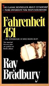 Fahrenheit 451 0345342968 Book Cover