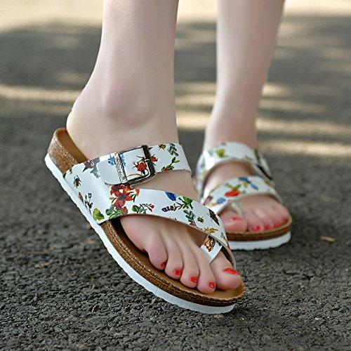 Xing Lin Sandalias De Hombre Los Hombres Zapatillas Sandalias De Verano Playa Del Hombre Zapatos Antideslizantes Sandalias De Pie Clip Color