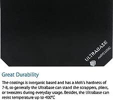 ANYCUBIC UltraBase Cama caliente y plataforma de cristal ...