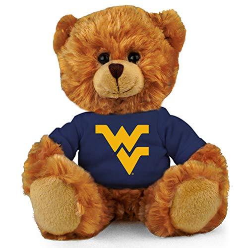 (West Virginia Mountaineers 8'' Plush Hoodie Bear)