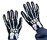 Toys : Rubie's Costume Co Child Skeleton Gloves Costume