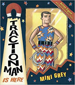 Image result for traction man