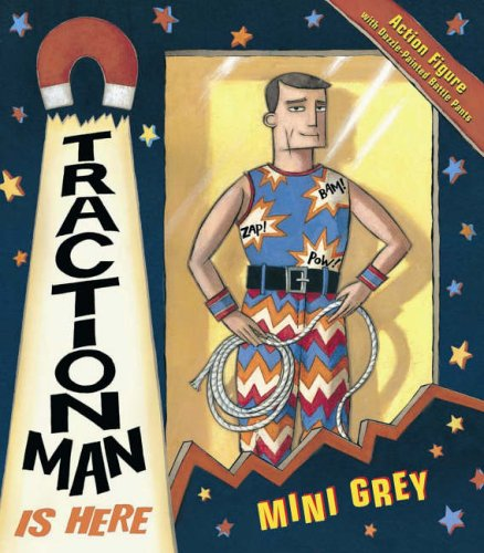 Image result for traction man author