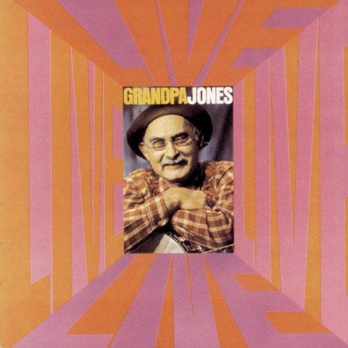 Live: Grandpa Jones by Sony