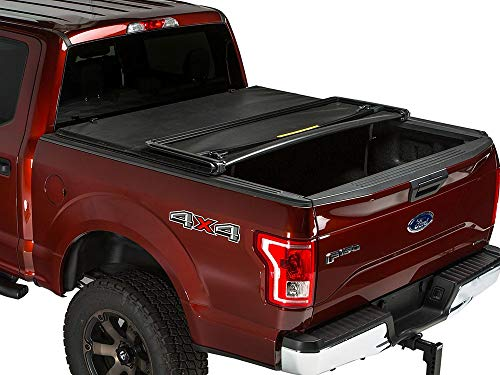 (Gator Tri-Fold (fits) 2004-2015 Nissan Titan 5.5 FT Bed w Rail System Only Made in The USA Free Tailgate Seal! 59509)