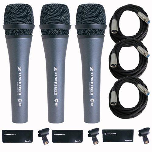 Sennheiser Cardioid Handheld Dynamic Microphone
