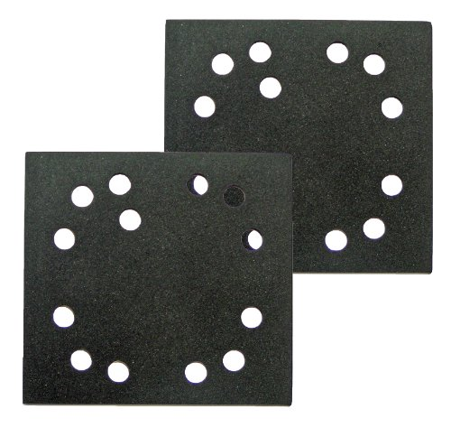 Porter Cable 340 Finishing Sander 13592 (2 Pack) Standard Replacement Pad # 151284-00SV-2pk