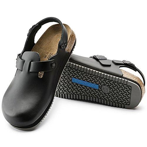 Birko Style, Herren Clogs & Pantoletten  schwarz schwarz