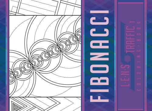 Fibonacci Coloring Book - LENS Traffic: 8.25