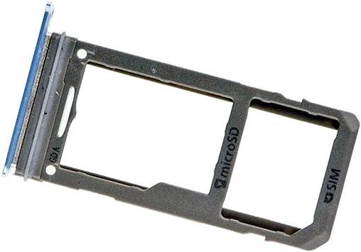 Repuesto Original, Bandeja Tarjeta SIM y SD para Samsung Galaxy ...