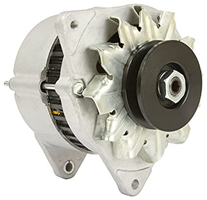db electrical alu0007 new alternator for ford new holland backhoe 455 455c  455d 555c 555d 575