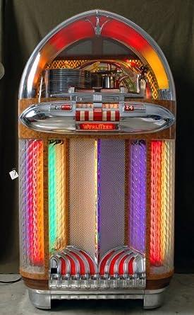 Amazon com: Wurlitzer Vintage Jukebox, Piano and Organ in Film: A