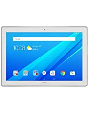 "Lenovo TAB4 10 Plus - Tablet 10.1"" FullHD/IPS (Qualcomm Snapdragon 625 Octa-Core, 3GB de RAM, 16GB de Memoria Interna, Android 7.1.1, WiFi + Bluetooth 4.2) Color Blanco"