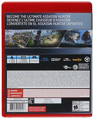 Assassin's Creed Rogue – PlayStation 3