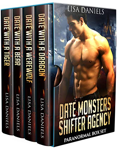 Date Monsters Shifter Agency Paranormal Box Set (Monster Box)