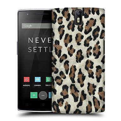 Carcasa Leopardo marrón Estampado-Carcasa rígida para ...