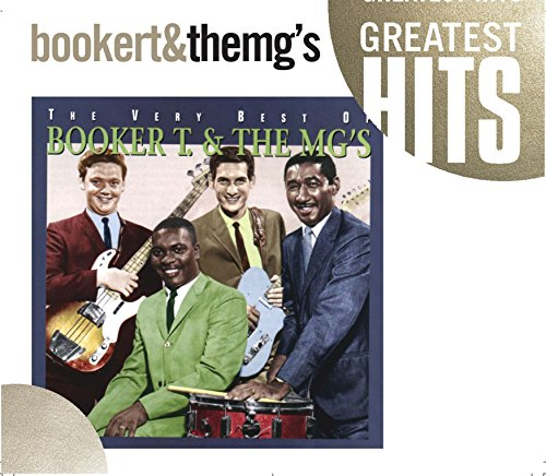 The Very Best of Booker T. & The - Stores Mall Memphis