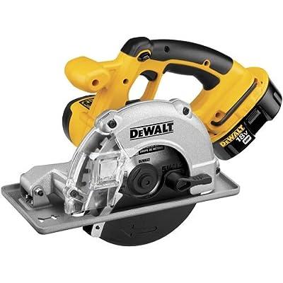 Image of DEWALT DCS372KA Metal Cutting Circular Saw Kit Home Improvements