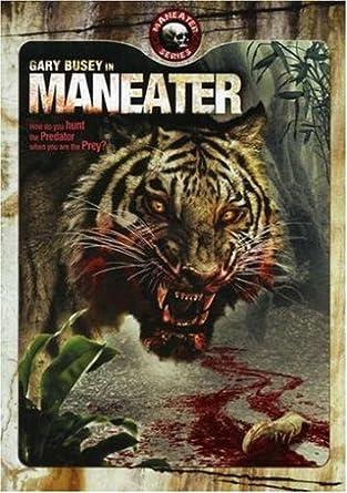 Tygrys ludojad / Maneater (2007)PL.DVDRip.XviD-NN / Lektor PL