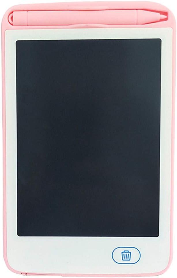Kawosh Tablette Graphique LCD de 6,5avec Tablette pour Tablette Graphique avec /écran de Verrouillage et Fonction de Suppression en Un clic pour /écrire des Notes de Peinture comme Cadeau