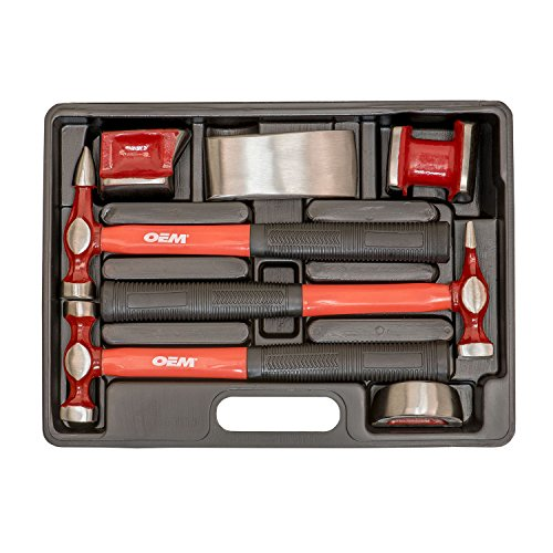 (OEMTOOLS 25924 Body Tool Set, 7-Piece)