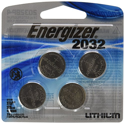 Energizer Electronic Specialty Battery 2032BP4