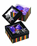 Wilton 415-0454 Halloween Spider 4-Cavity Cupcake Box with Insert, 3 Count