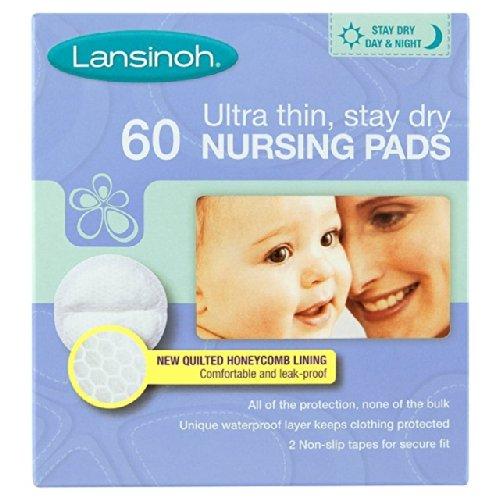 Pads Lansinoh Enfermería desechable 60 por paquete