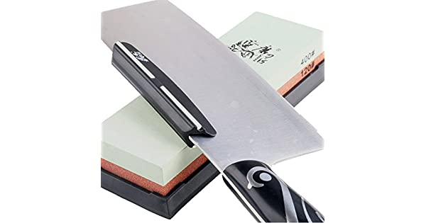 Amazon.com: Cuchillo de cocina y cubiertos – Afilador de ...