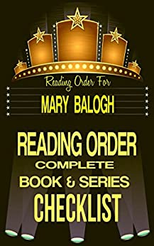 MARY BALOGH: SERIES READING ORDER & BOOK CHECKLIST: SERIES