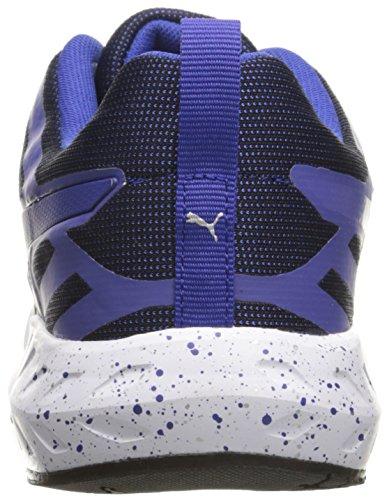 Puma Womens Flare Metal Wns Running Shoe Royal Blue/Puma White