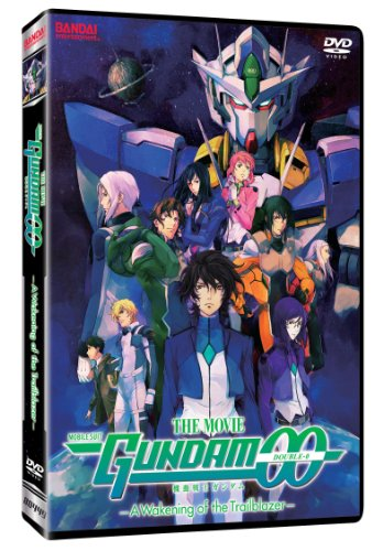 Mobile Suit Gundam 00 the Movie: A Wakening of the Trailblazer by Bandai