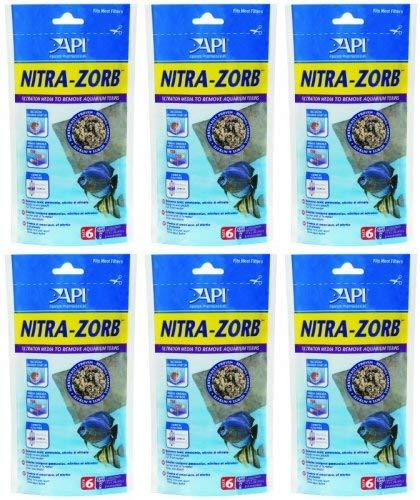 - API Nitra-Zorb Pouch, Size 6 6ct (6 x 1ct)