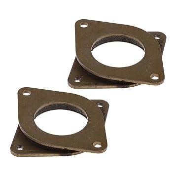 Homyl 2X Amortiguador de Vibraciones Impresora 3D Motor Step by ...