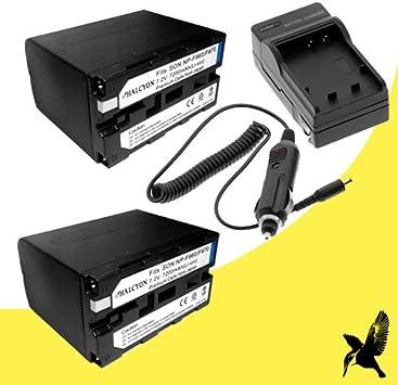 Cámara de batería cargador estación de carga para Sony Alpha DSLR-a100h