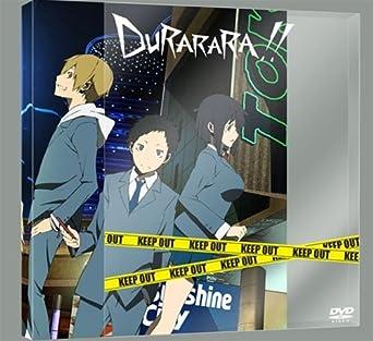 Amazon.com: Durarara! Part 1: Movies & TV