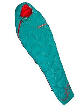 Freetime Micropak 600 D - plumón pluma, saco de dormir ligero, - Saco de dormir tipo momia: Amazon.es: Deportes y aire libre