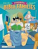 Favorite Bible Families, Grades 5-6, Bonnie Line, 1584110260