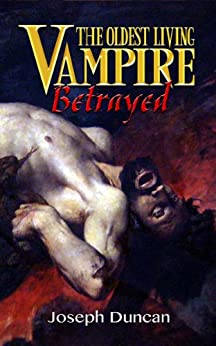 Oldest Living Vampire Betrayed Saga ebook product image