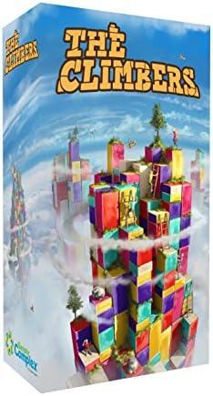 Capstone Games: The Climbers Board Game - English: Amazon.es: Juguetes y juegos