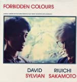 David Sylvian Forbidden Colours 1983 UK 12