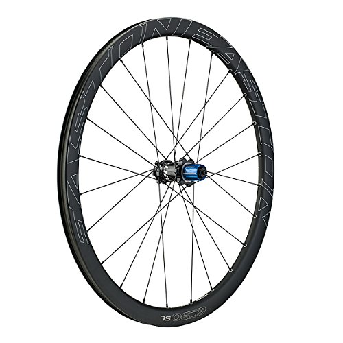 Easton Carbon Wheel - Easton EC90 SL Road Clincher 700c 10x135QR Disc Rear Carbon Brake